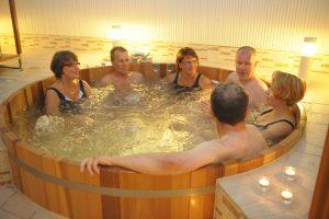 sauna palju polttarit